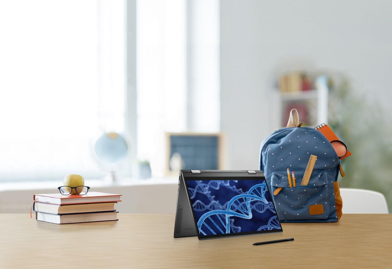 "Laptop Dell Inspiron 7306 2in1, 13.3"" UHD (3840 x 2160), Touch, i7-1165G7, 16GB, 512GB SSD, Intel Iris Xe Graphics, Pen, W10 Pro - imaginea 4"