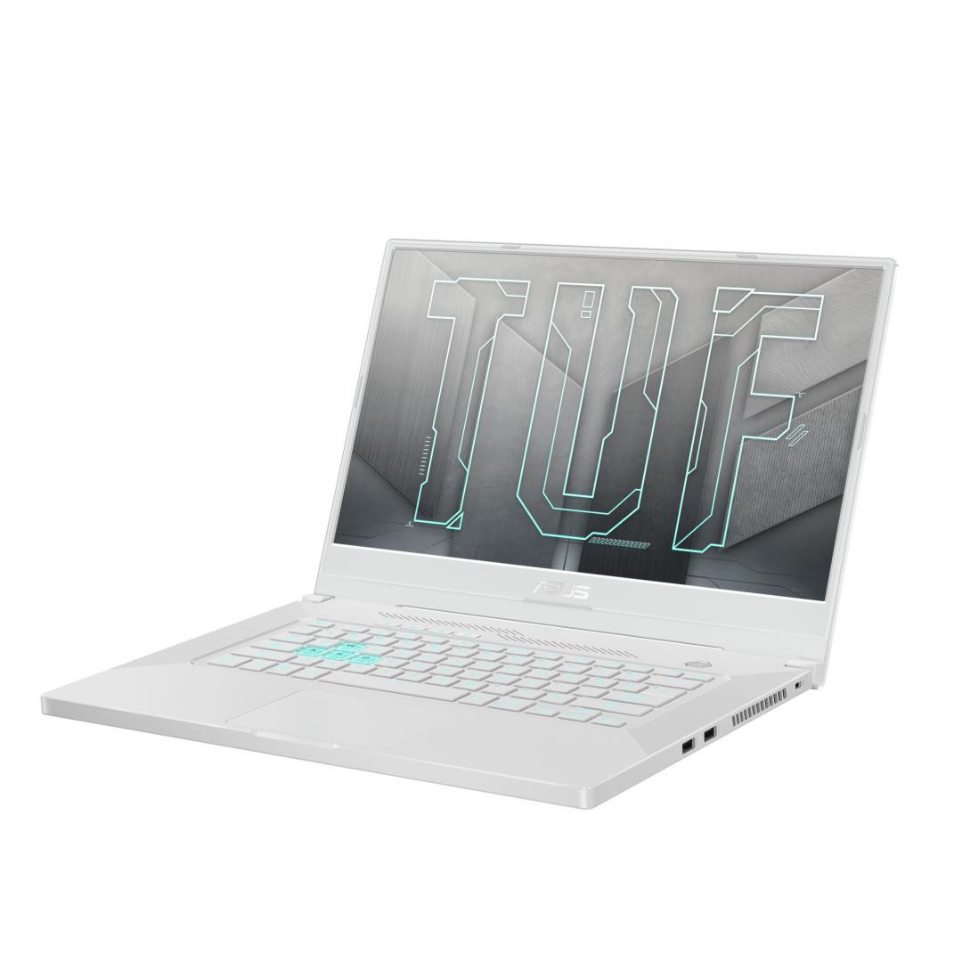 Laptop Gaming ASUSTUF DashF15 FX516PE-HN019, 15.6-inch, FHD (1920 x 1080) 16:9, Anti-glare display, ValueIPS-level, Intel® Core™ i7-11370HProcessor3.3GHz(12MCache,upto4.8 GHz,4cores), NVIDIA®GeForceRTX™3050Ti Laptop GPU, Up to 1585MHz at 60W (75W with Dynamic Boost), Up to 1585MHz - imaginea 5