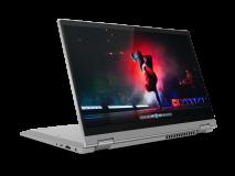 "Laptop Lenovo IdeaPad Flex 514ALC05, 14"" FHD (1920x1080) IPS 250nits Glossy, 45% NTSC, AMD Ryzen 3 5300U (4C / 8T, 2.6 / 3.8GHz, 2MB L2 / 4MB L3), video AMD Radeon Graphics, RAM 8GB Soldered DDR4-3200, SSD 256GB SSD M.2 2242 PCIe 3.0x4 NVMe, no ODD, 4-in-1 Card Reader, Stereo speakers, 2W x2, Dolby - imaginea 7"