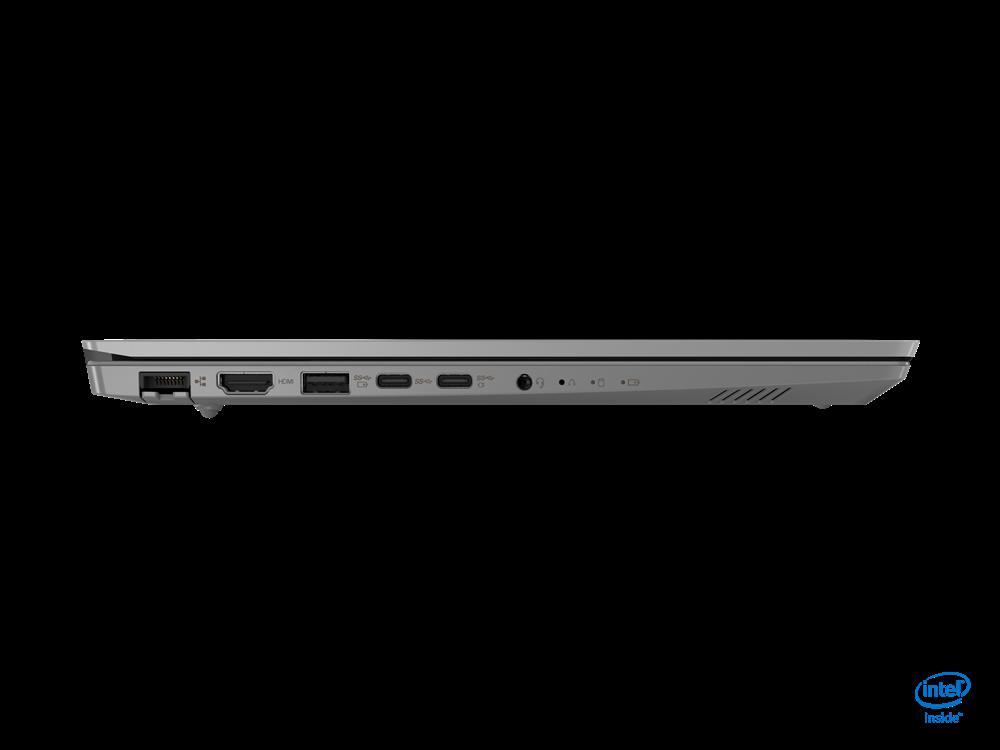 """Laptop ThinkBook 14 IIL, 14"""" FHD (1920x1080) I5-1035G1 8GB 256GB 1YD W10P - imaginea 5"""