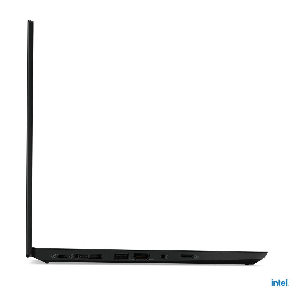 "Laptop Lenovo ThinkPad T14 Gen 2 (Intel), 14"" FHD (1920x1080) Low Power IPS 400nits Anti-glare, Intel Core i7-1165G7 (4C / 8T, 2.8 / 4.7GHz, 12MB), Video NVIDIA GeForce MX450 2GB GDDR6, RAM 16GB Soldered DDR4- 3200, SSD 1TB SSD M.2 2280 PCIe x4 NVMe Opal2, Optical: no ODD, MicroSD Reader, Speakers - imaginea 11"