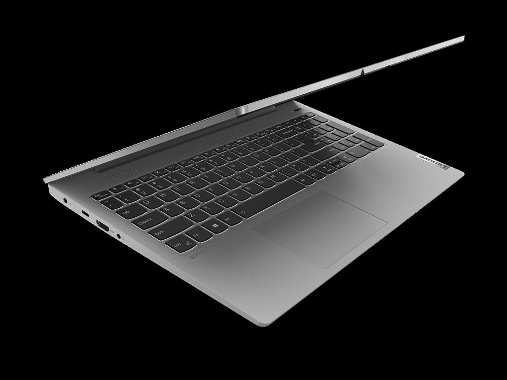 "Laptop Lenovo IdeaPad 5 15ARE05, 15.6"" FHD (1920x1080) IPS 300nits Anti- glare, 45% NTSC, AMD Ryzen 5 4600U (6C / 12T, 2.1 / 4.0GHz, 3MB L2 / 8MB L3), video Integrated AMD Radeon Graphics, RAM 8GB Soldered DDR4-3200, SSD 512GB SSD M.2 2280 PCIe 3.0x4 NVMe, no ODD, 4-in-1 Card Reader (MMC, SD, SDHC - imaginea 5"