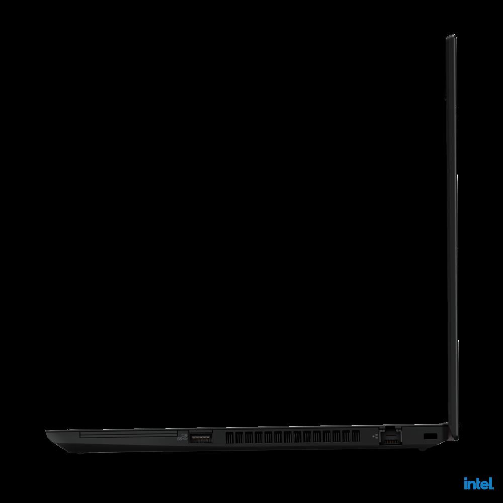 "Laptop Lenovo ThinkPad T14 Gen 2 (Intel), 14"" FHD (1920x1080) Low Power IPS 400nits Anti-glare, Intel Core i7-1165G7 (4C / 8T, 2.8 / 4.7GHz, 12MB), Video NVIDIA GeForce MX450 2GB GDDR6, RAM 16GB Soldered DDR4- 3200, SSD 1TB SSD M.2 2280 PCIe x4 NVMe Opal2, Optical: no ODD, MicroSD Reader, Speakers - imaginea 1"