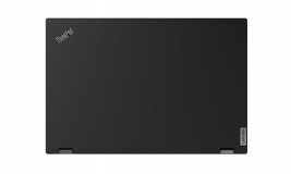 "Laptop Lenovo ThinkPad P17 Gen 1, 17.3"" UHD (3840x2160) IPS 500nits Anti-glare, 100% Adobe, Dolby Vision, HDR, Intel Core i9-10885H (8C / 16T, 2.4 / 5.3GHz, 16MB), Video NVIDIA Quadro RTX 4000 Max-Q 8GB GDDR6, RAM 2x 16GB SO-DIMM DDR4-2933 Non-ECC, SSD 1TB SSD M.2 2280 PCIe NVMe Opal2, Optical: no - imaginea 9"