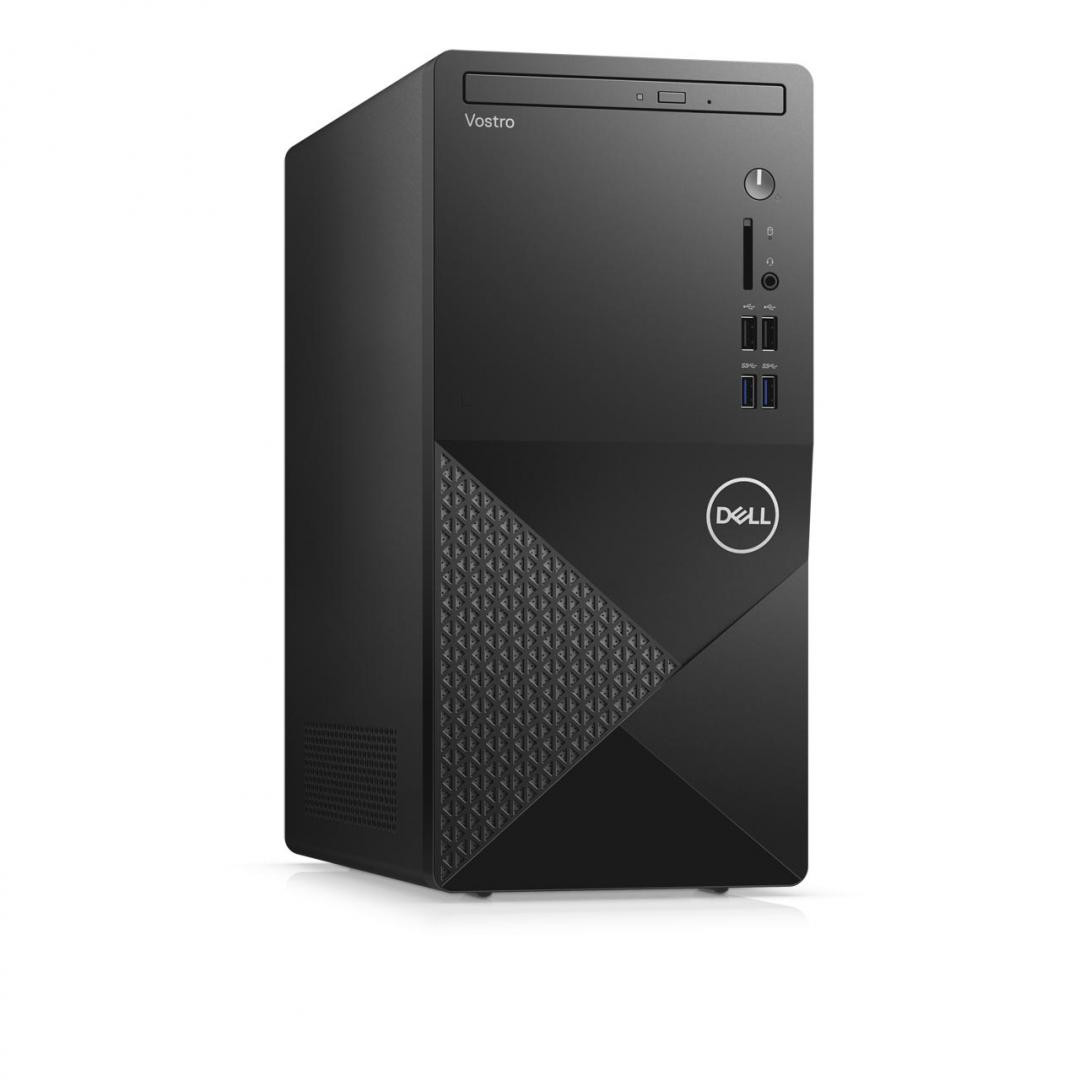 Desktop Dell Vostro 3888 Tower, i5-10400, 8GB, 512GB SSD, Ubuntu - imaginea 3