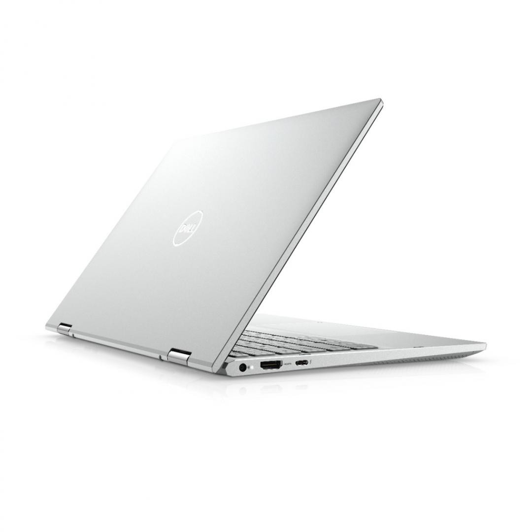 """Laptop Dell Inspiron 7306 2in1, 13.3"""" FHD, Touch, i5-1135G7, 8GB, 512GB SSD, Intel Iris Xe Graphics, W10 Home - imaginea 7"""