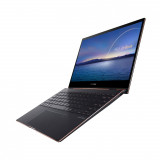 UltraBook ASUS ZenBook, 13.3-inch, Touch screen, i7-1165G7  16 512 UHD W10P - imaginea 2