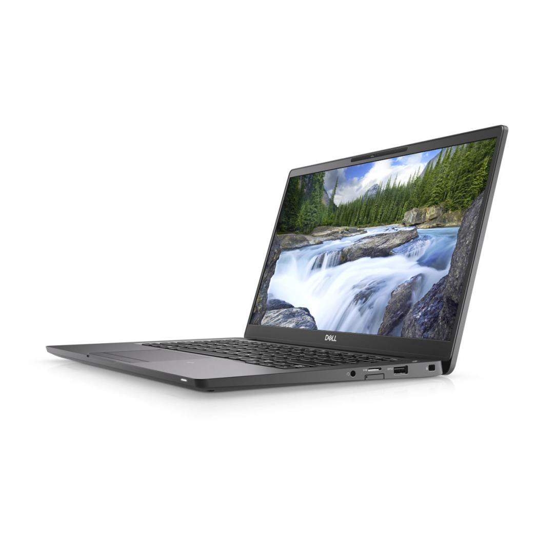 """Laptop Dell Latitude 7400, 14.0"""" FHD, i5-8365U, 8GB, 256GB SSD, Intel UHD Graphics, LTE, W10 Pro - imaginea 5"""