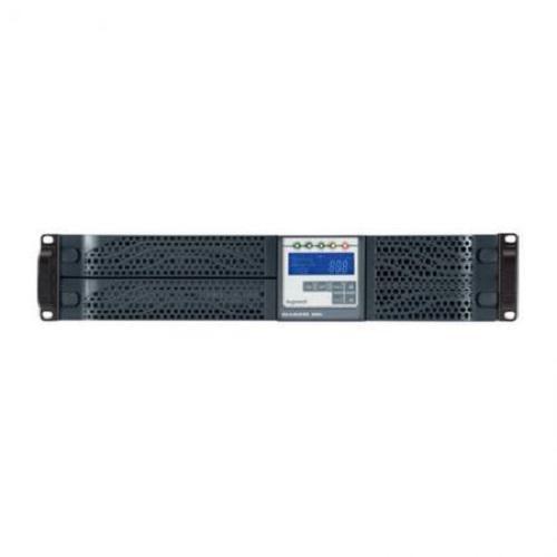 UPS Legrand Daker DK Plus, 2000VA/ 1800W, tip online cu dubla conversie, forma Rack/Tower, 0.9 capacitate putere, port comunicare-RS- 232/USB, 6 x IEC socket, baterie: 6 x 12 V / 7.2 Ah, frecventa baterie (Hz): 50/60 Hz ± 0.1, 230V, dimensiuni (W x D x H mm): 600x440x88, culoare negru - imaginea 2
