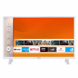 "LED TV HORIZON SMART 32HL6331H/B, 32"" D-LED, HD Ready (720p), Digital TV-Tuner DVB-S2/T2/C, CME 200Hz, HOS 3.0 SmartTV-UI (WiFi built-in) +Netflix +AmazonAlexa +Youtube, 1xLAN (RJ45), Wireless Display, DLNA 1.5, Contrast 4000:1, 300 cd/m2, 1xCI+, 2xHDMI (v1.4), 1xUSB, 1xD-Sub (15-PIN), USB Player - imaginea 1"
