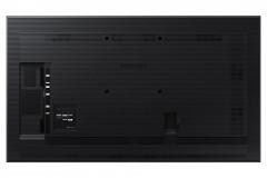 "Ecran profesional LFD Monitor Signage Samsung QB55R, 55"" (140cm), UHD, Operare 16/7, Luminozitate 350nit, Timp Raspuns 8ms, Contrast 4700:1, Haze 2%, Tizen 4.0, MagicINFO S6, [...]; Conectivitate: WiFi, BT; INPUT: 1xDVI, 2xHDMI 2.0, HDCP2.2, 2xUSB2.0, 1xLAN, 1xRS232C, 1xIR, Audio In Stereo Mini - imaginea 2"