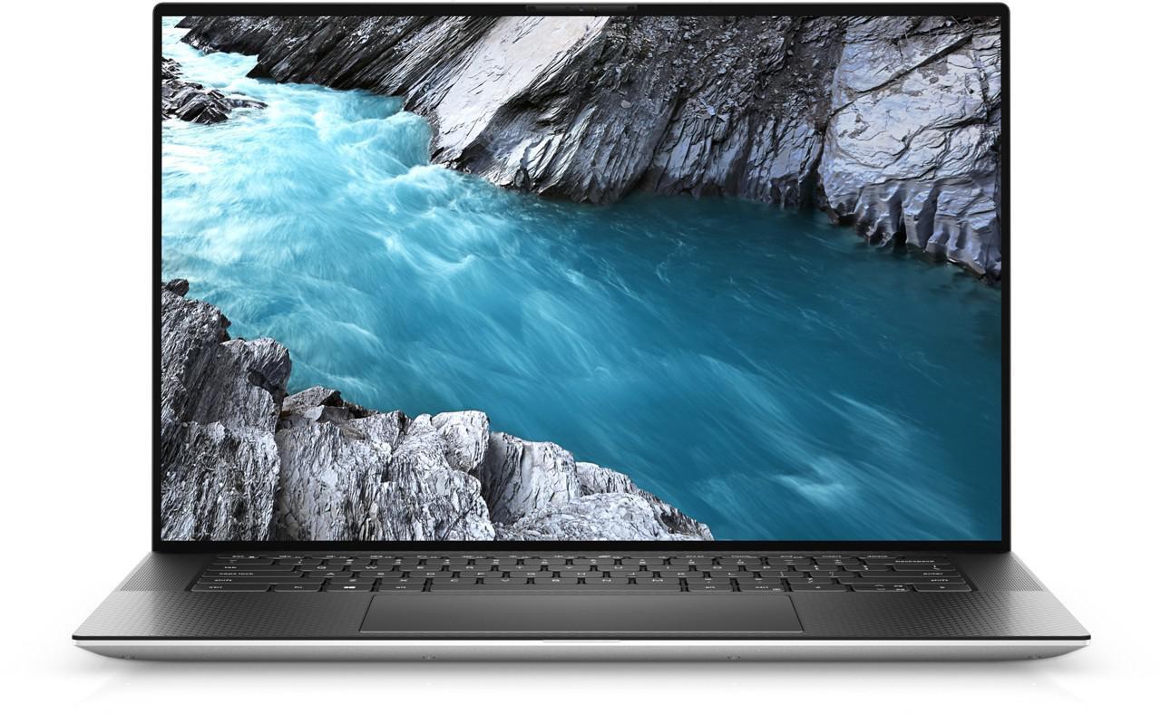 """Ultrabook Dell XPS 9500, 15.6"""" FHD+ (1920 x 1200), i7-10750H, 32GB, 1TB SSD, GeForce GTX 1650Ti, W10 Pro - imaginea 1"""