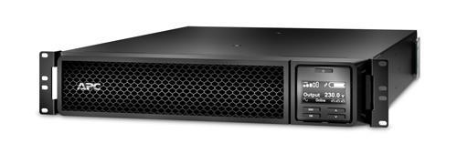 UPS APC Smart-UPS SRT online dubla-conversie 3000VA / 2700W 8 conectori C13 2 conectori C19 extended runtime,rackabil - imaginea 3