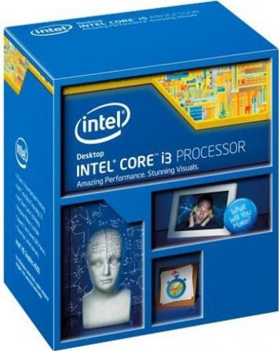 Procesor Intel Core i3 4150 3.5 GHz Socket 1150 - imaginea 1