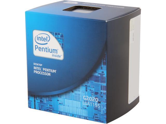 Procesor Intel Pentium G2020 2.9 GHz - imaginea 1