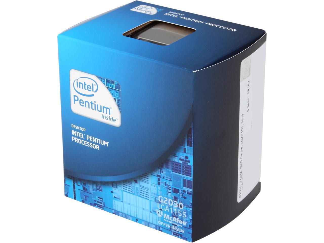 Procesor Intel Pentium G2030 3.0 GHz - imaginea 1