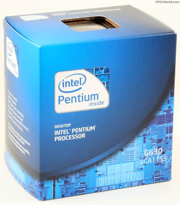 Procesor Intel Pentium G630 2.7 GHz - imaginea 1