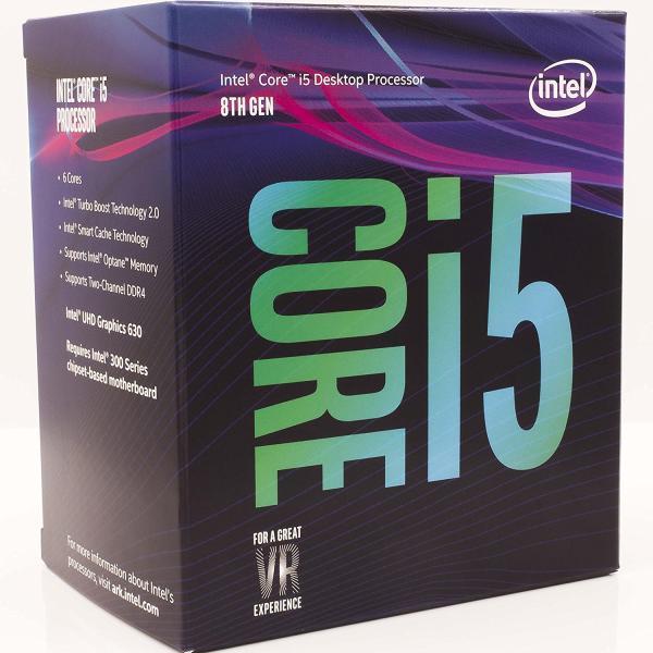 Procesor Intel Core i5 8600 3.1 GHz, Bulk - imaginea 1