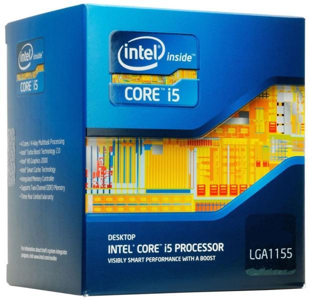 Procesor Intel Core i5 4690 3.5 GHz - imaginea 1