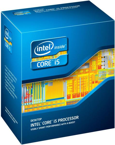Procesor Intel Core i5 3450 3.1 GHz - imaginea 1