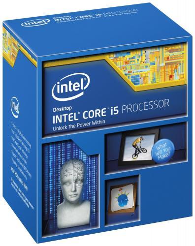 Procesor Intel Core i5 4670 3.4 GHz - imaginea 1