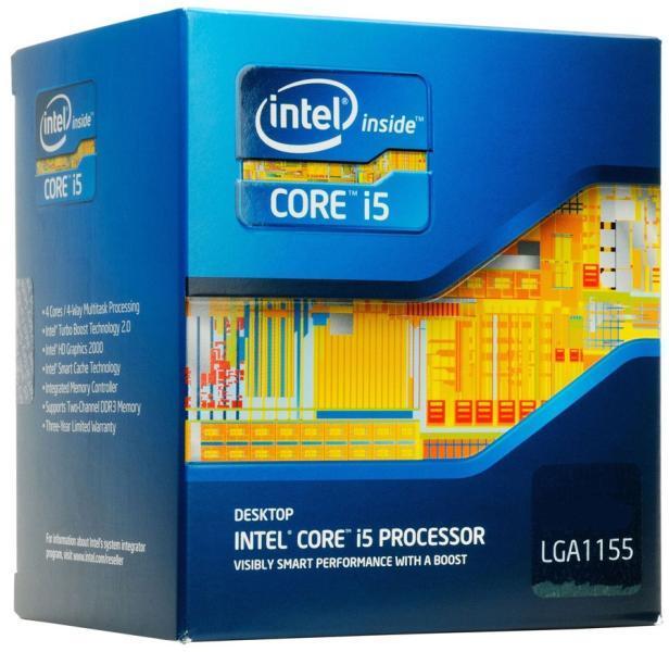 Procesor Intel Core i5 3570 3.4 GHz - imaginea 1