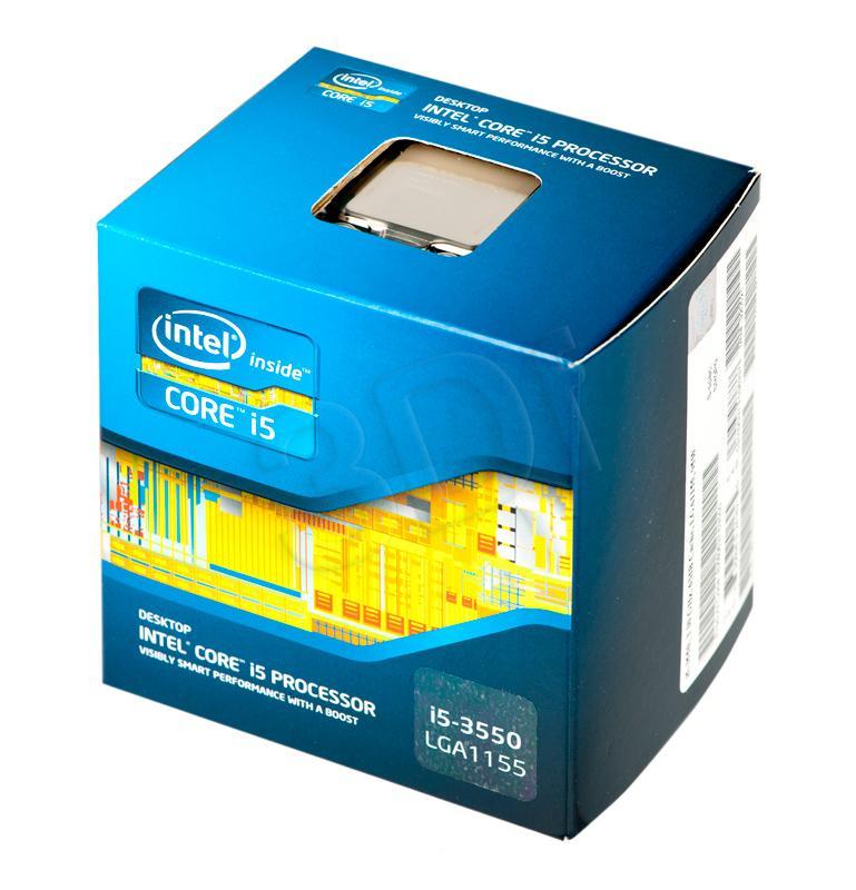 Procesor Intel Core i5 3550 3.3 GHz - imaginea 1