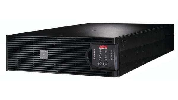 UPS APC SURTD3000XLI + Battery Pack Extern Dell DLRT192RMXLBP3U Black, Rackabil 3U, Lipsa Acumulatori. 2 ANI GARANTIE - imaginea 1