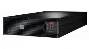 UPS APC SURTD3000XLI + Battery Pack Extern Dell DLRT192RMXLBP3U Black, Rackabil 3U, Lipsa Acumulatori. 2 ANI GARANTIE - imaginea 2