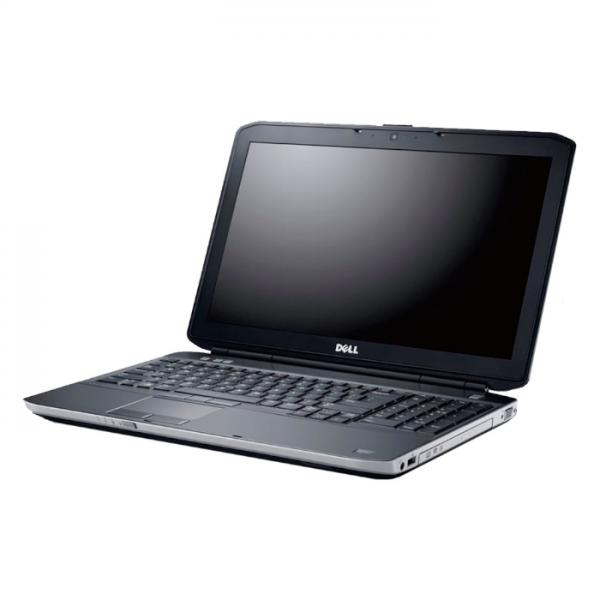 Laptop Dell Latitude E5530, Intel Core i5 3340M 2.7 GHz, Intel HD Graphics 4000, WI-FI, Display 15.6 1366 by 768, 8 GB DDR3, 128 GB SSD SATA, Windows 10 Home, 3 Ani Garantie - imaginea 1
