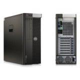 Workstation Dell Precision T3610 Tower, Intel 6 Core Xeon E5-1650 v2 3.5 GHz; 4 GB DDR3 ECC; 500 GB HDD SATA; DVDRW; Placa Video nVidia Quadro M5000, 8 GB GDDR5; Windows 10 Pro; 3 Ani Garantie, Refurbished - imaginea 2