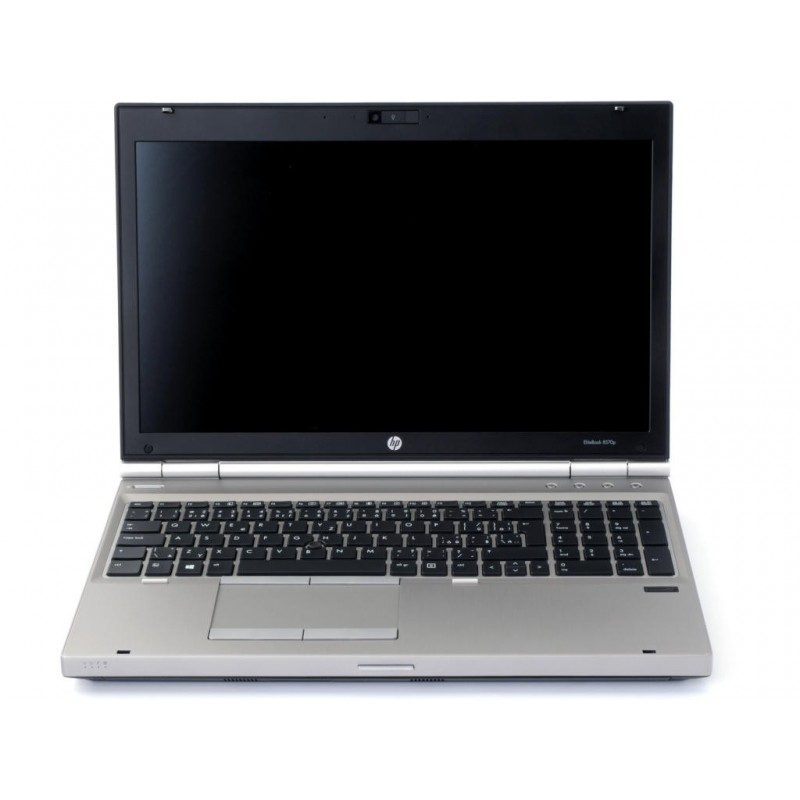"""Laptop HP Elitebook 8570p, Intel Core i5 3360M 2.8 GHz, DVD-ROM, Intel HD Graphics 4000, WI-FI, Bluetooth, Display 15.6"""" 1920 by 1080 Grad B, 8 GB DDR3, 250 GB SSD SATA - imaginea 1"""