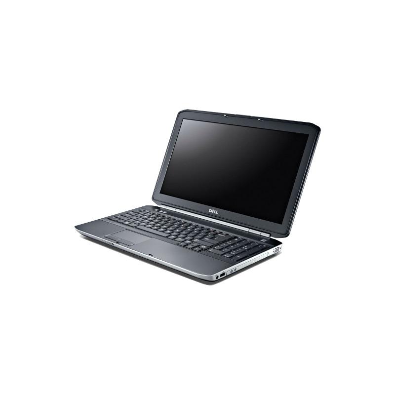 Laptop Dell Latitude E5520, Intel Core i7 2620M 2.7 GHz, Intel HD Graphics 3000, WI-FI, Display 15.6 1366 by 768, 8 GB DDR3, 250 GB SSD SATA - imaginea 1