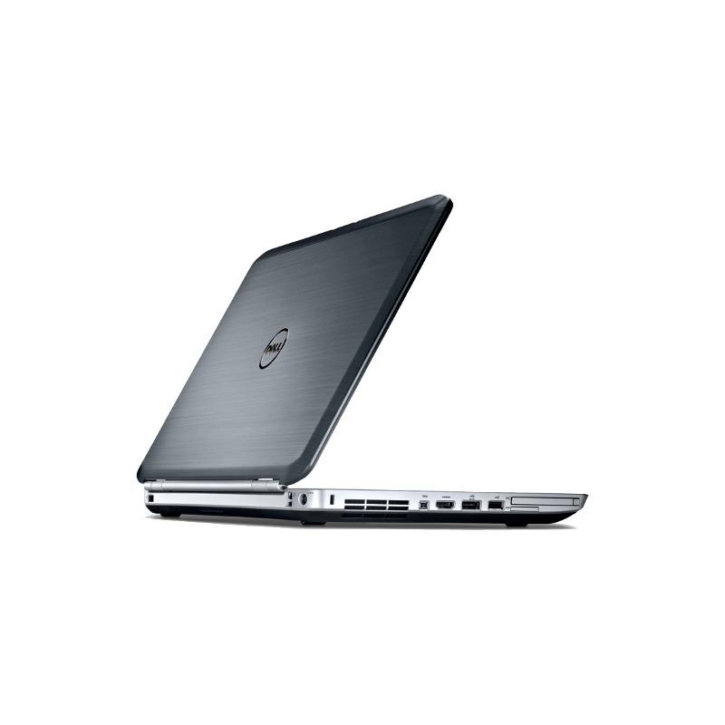 Laptop Dell Latitude E5520, Intel Core i7 2620M 2.7 GHz, Intel HD Graphics 3000, WI-FI, Display 15.6 1366 by 768, 8 GB DDR3, 250 GB SSD SATA - imaginea 2