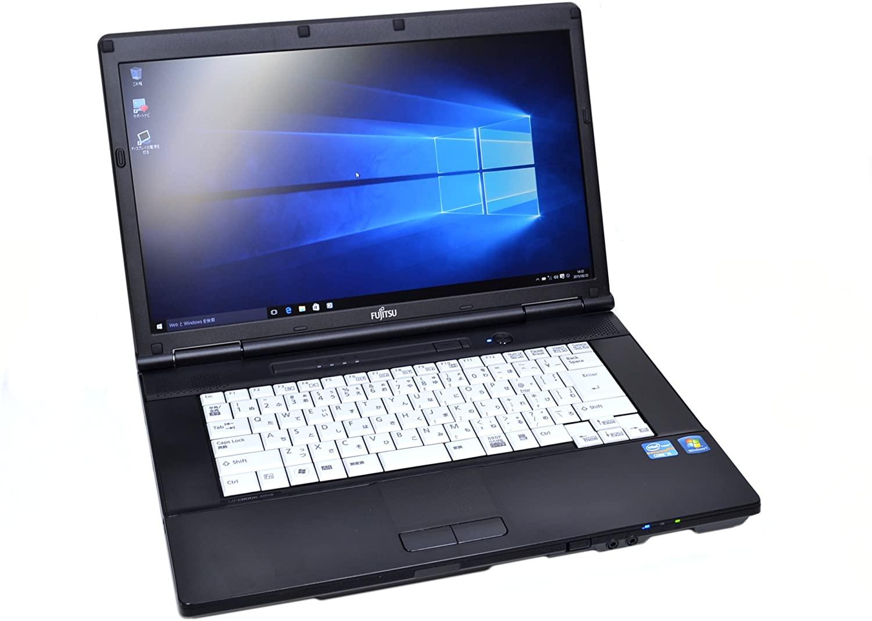 "Laptop Fujitsu Lifebook A561, Intel Core i5 2520M 2.5 Ghz, 4 GB DDR3, 250  SSD SATA, DVDRW, Intel HD Graphics 3000, WI-FI, Display 15.6"" 1366 by 768, Windows 10 Pro, 3 Ani Garantie - imaginea 1"