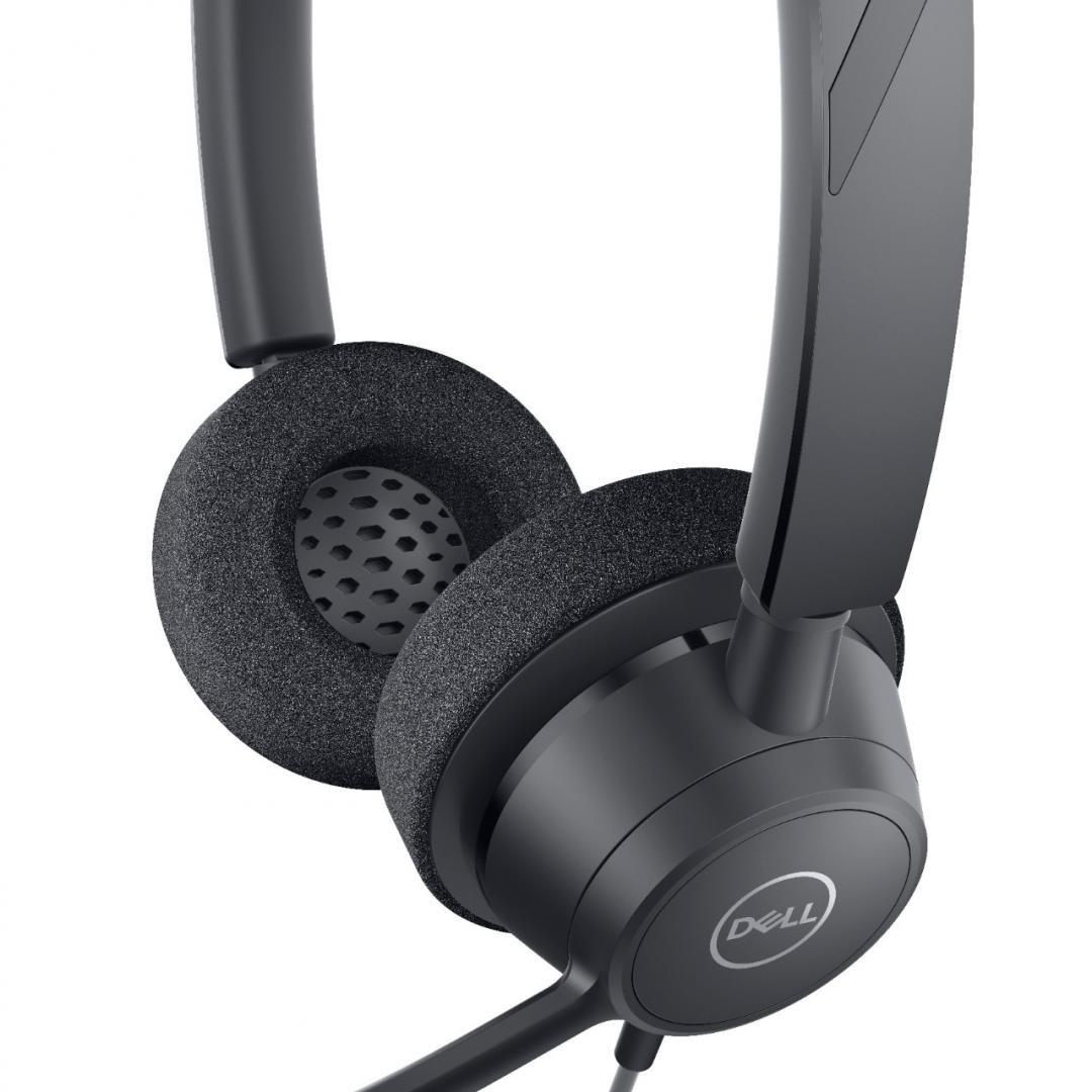 Casti Dell Pro Stereo Headset WH3022 - imaginea 5