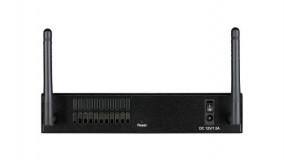Router D-Link DSR-250N, 1xWAN Gigabit, 8xLAN Gigabit, 45Mbps Firewall, 35Mbps VPN, 20.000 sesiuni concurente, 25 VPN tunnels - imaginea 1