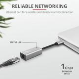 Adaptor Trust Dalyx USB-C to Ethernet Adapter - imaginea 5