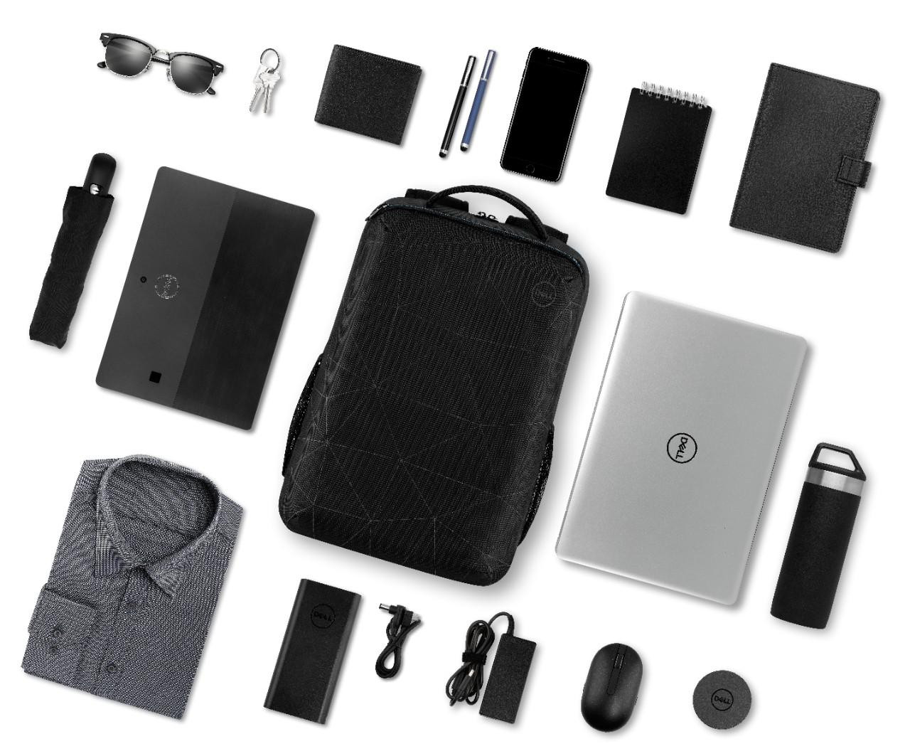Rucsac Dell Notebook Carrying Backpack Essential 15'' - imaginea 7