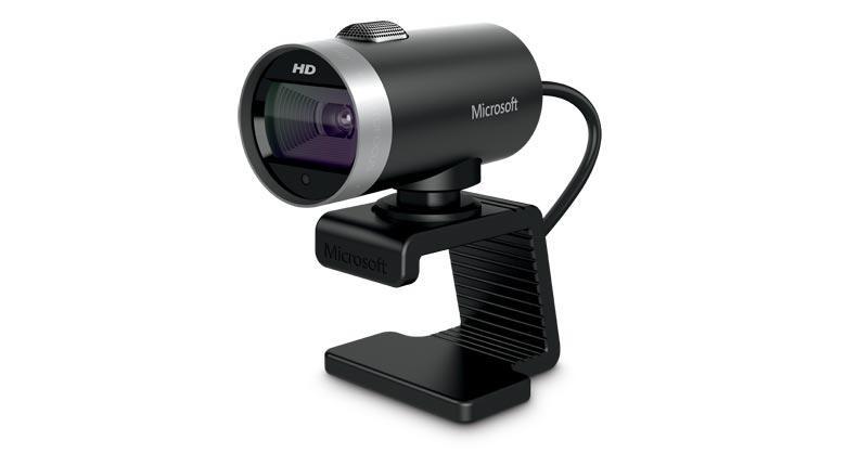 WebCam PC Microsoft LifeCam Cinema Business - imaginea 1