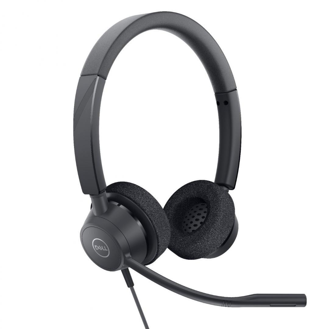 Casti Dell Pro Stereo Headset WH3022 - imaginea 2