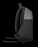 """Rucsac Trust Nox Anti-theft Backpack 16"""" Black - imaginea 9"""