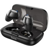 Handsfree Casti Bluetooth HOCO ES52, SinglePoint, Delight TWS, Negru - imaginea 2