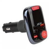 Modulator FM Akai BT FMT-74BT BLUETOOTH HANDSFREE CAR KIT FM TRANSMITTER AKAI FMT-74BT - imaginea 3
