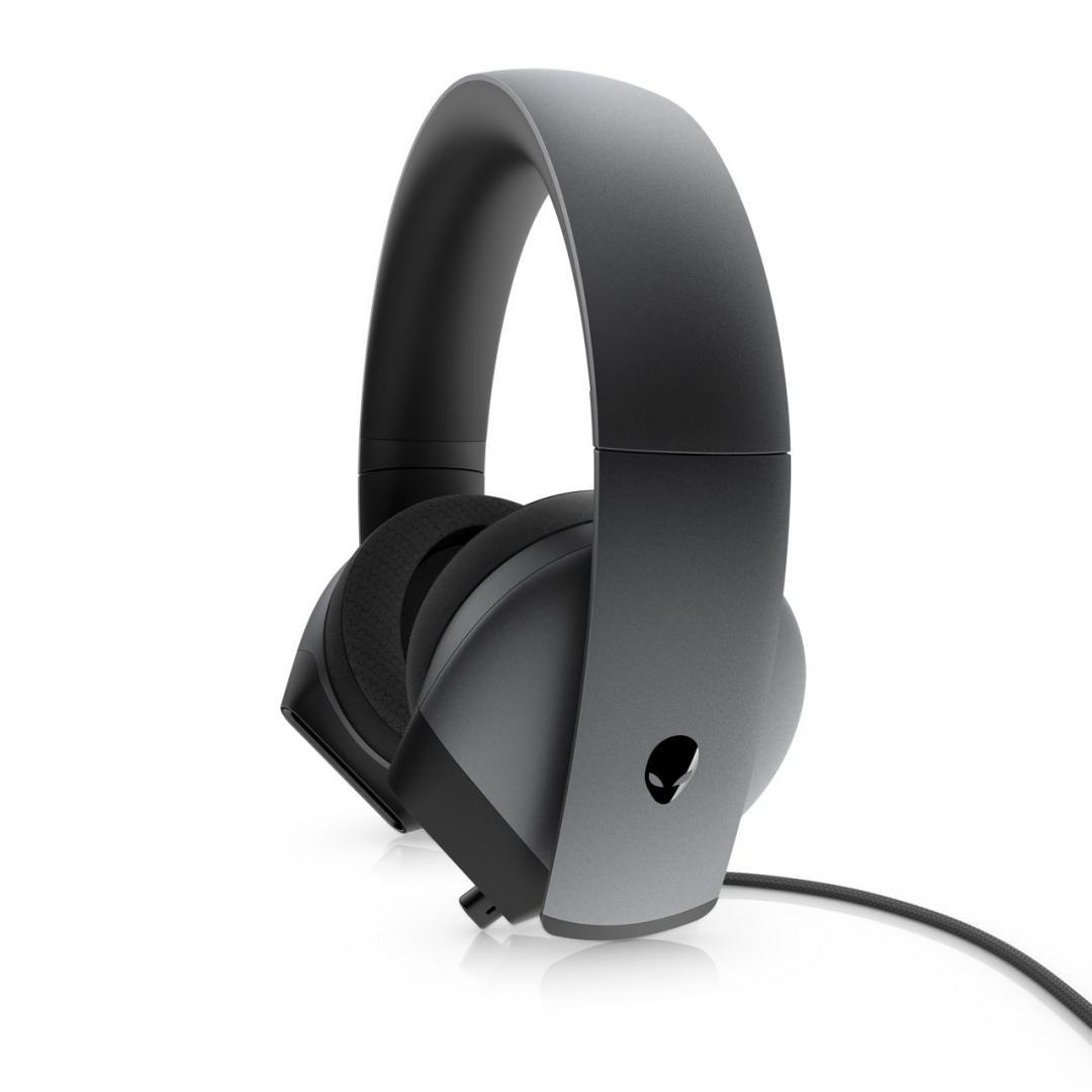 Casti Dell Headset Alienware Gaming AW510H, negru - imaginea 2