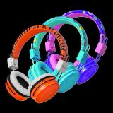 Casti cu microfon Trust Comi Kids, Bluetooth Wireless, blue - imaginea 9