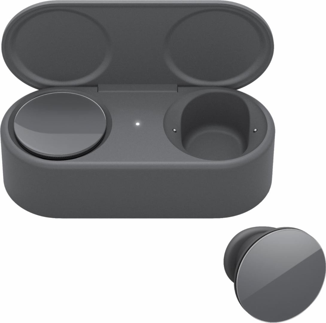 Casti Microsoft Surface Earbuds, Graphite - imaginea 1