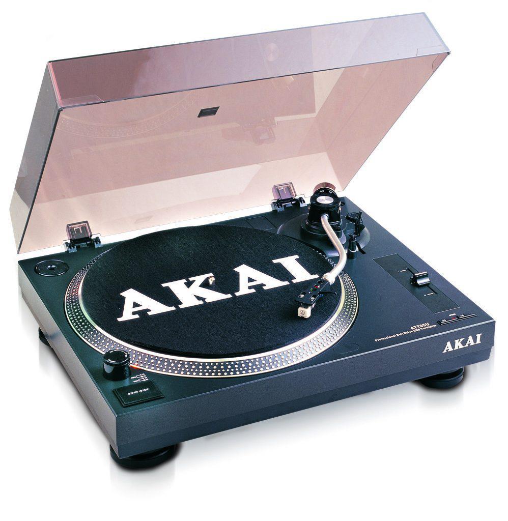 Pick-up Turntable AKAI TTA05USB  Belt-in turntable - imaginea 1