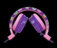 Casti cu microfon Trust Comi, Wireless Kids, purple - imaginea 3