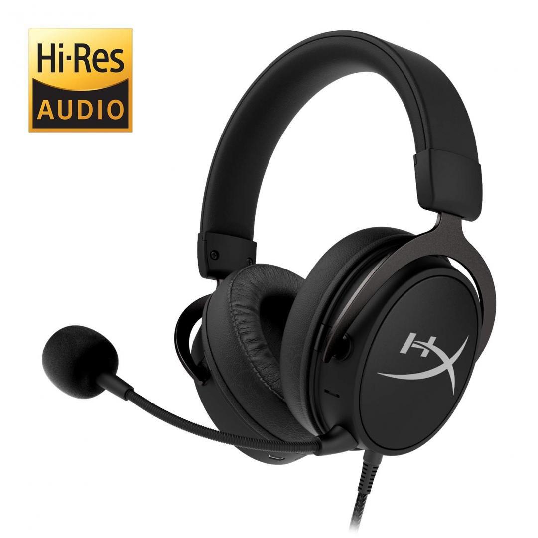 Casti cu microfon Kingston HyperX Cloud MIX, bluetooth, negru - imaginea 1